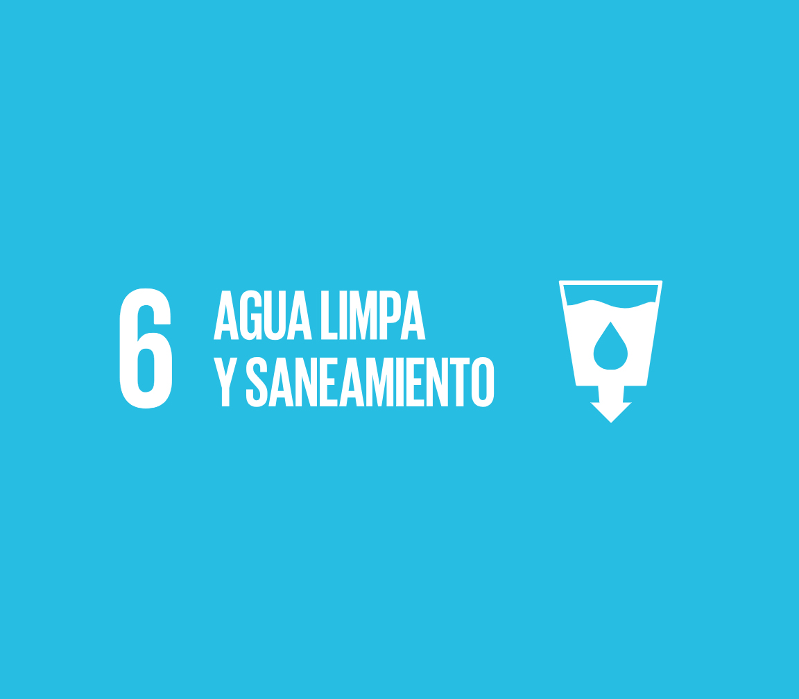 ODS6 – Agua Limpia y Saneamiento